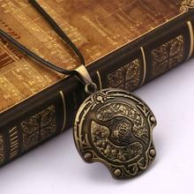 Dota 2 Enamel Necklace