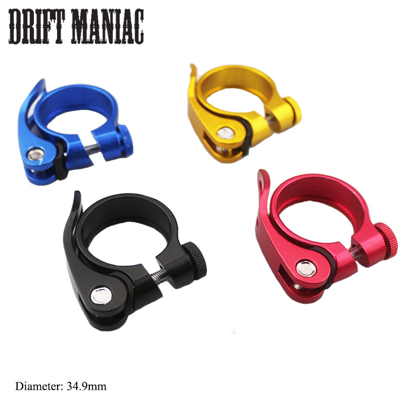 Accessories Cycling  Quick Release Bike Parts Seatposts Clamp Aluminum Alloy