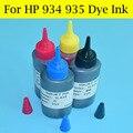 4 peças/lote para HP 934 935 uso de tinta para HP Officejet Pro 6830 6220 6230 6812 6815 6835 de impressora