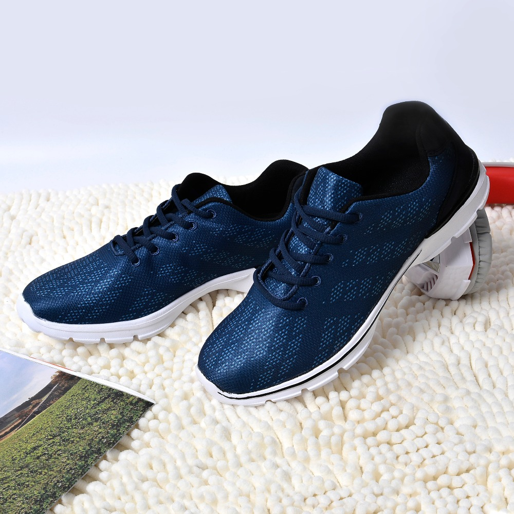 QANSI New Gradually Changing Color Women Running Shoes Spring Autumn Breathable Shoes Outdoor Sport Sneakers For Female 1678W 16