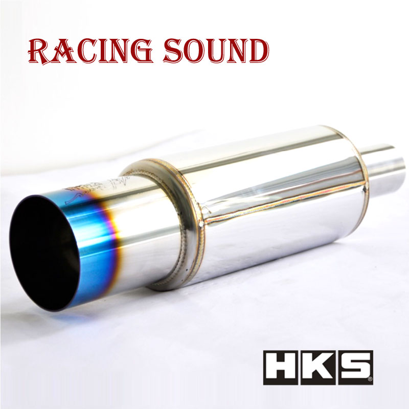 Neo 51-89mm 63-89mm Exhaust pipe vertical drum car exhaust pipe exhaust tail pipe refires drum sound /stainless steel Pipes