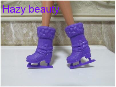 Hazy beauty different styles for choose Casual High heel shoes for Barbie 1 6 Doll Fashion