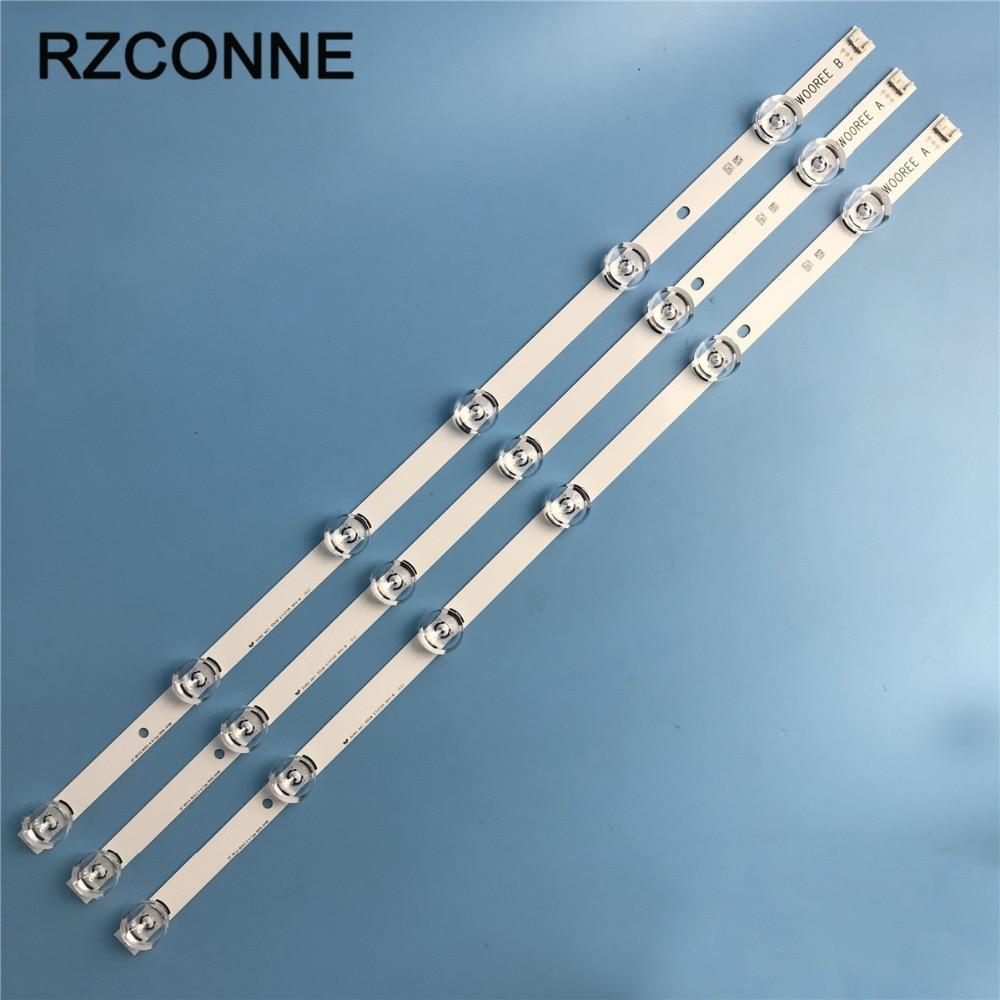 Original nouveau 59 cm LED rétro-éclairage pour LG innotek drt 3.0 32 _ A/B 6916l-1974A 1975A 1981A lv320DUE 32LF5800 SUNG WEI 55VO E74739