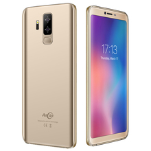Смартфон 5,99 дюйма, 18:9 аккумулятор 5500 мАч, Android 8,1, четыре ядра, 2 Гб ОЗУ 16 Гб ПЗУ, 13,0 МП, 2 МП камеры, оригинал, AllCall S5500