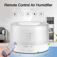 Original 500ML Remote Control Ultrasonic Air Humidifier 7 Color LED Lights Aroma Diffuser Cool Mist Humidifier