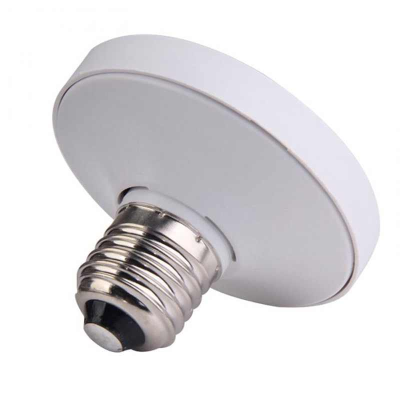 BEYLSION E27 To GX53 Base Plastic Light Bulb Lamp holder socket gx53 led lights lamps base Socket Holder Adapter