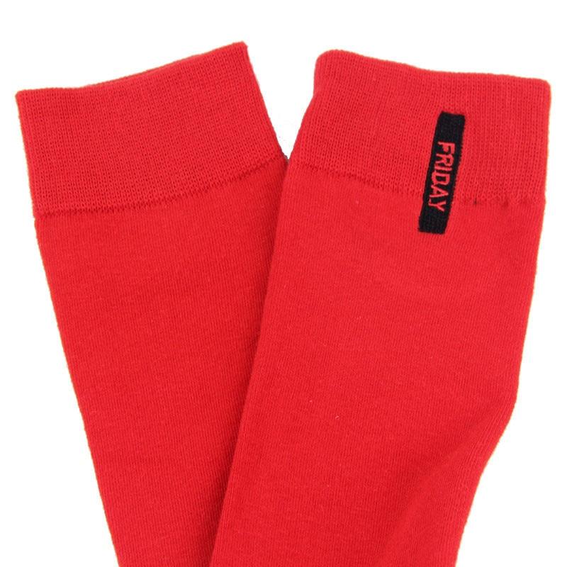 Sorape të modës MYORED të modës krehën çorape të forta pambuku - Të brendshme - Foto 6