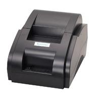 Mini 58mm Thermil Ticket Printer Thermal 58 Mm Pos Printer USB Interface 58mm Pos Receipt Printer