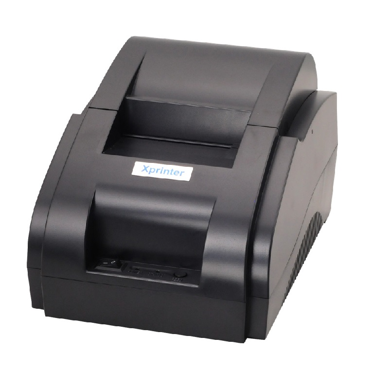ФОТО Mini 58mm thermal ticket printer thermal 58 mm pos printer USB interface 58mm pos receipt printer Restaurant Bill Printer