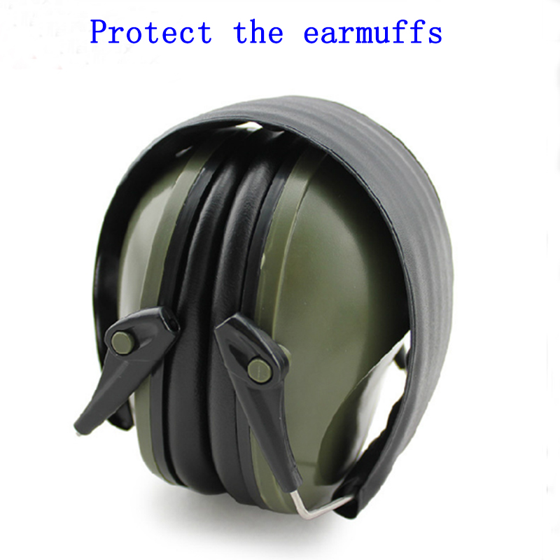Professional soundproof foldaway protective ear plugs muffs for noise Tactical Outdoor Hunting Shooting hearing ear protection new professional soundproof foldaway durable protective ear plugs for noise ear muffs hearing ear protection