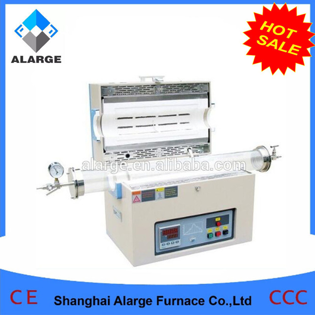 Horizontal tube furnace used for nano material laboratory ...