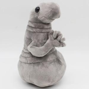 Image 5 - מחכה בפלאש צעצוע Meme טאבי אפור בועת צעצוע Snorp בפלאש בובת צעצועי Pochekun הומונקולוס Loxodontus צעצוע קטיפה