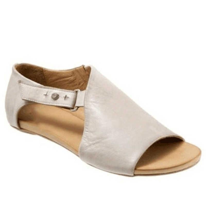 ผู้หญิงรองเท้าแตะพลิกรองเท้า 2019 ฤดูร้อนใหม่แฟชั่น Wedges รองเท้าผู้หญิงสไลด์ BUCKLE Lady Casual หญิงขนาด 35 -43