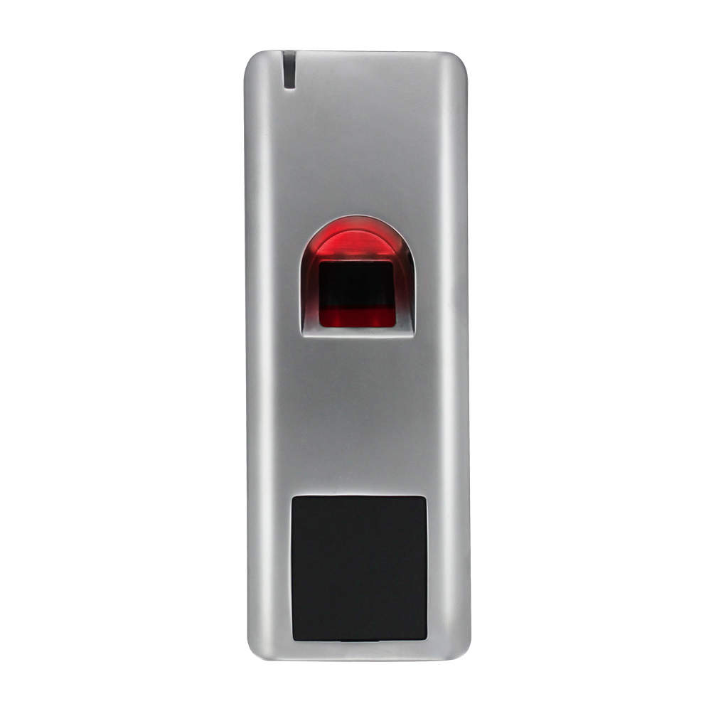 Waterproof IP66 Metal RFID Fingerprint access control system rfid 125khz reader home door lock gate opener access control