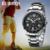 Moda Homem de Pulso de Quartzo Casuais Relógio de aço cheio Reloj Vogue Homens de Negócios Relógio De Pulso Da Marca Curren qualidade presente venda