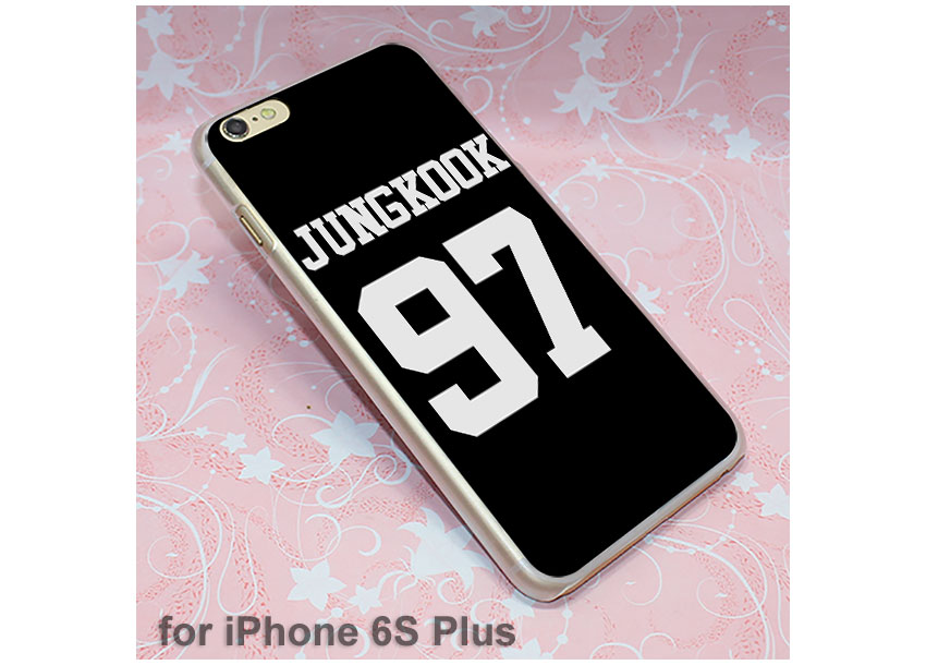 HTB1JRUUPVXXXXXdapXXq6xXFXXXX - Boys BTS Korean Hip Hop Kpo design hard clear Case Cover for Apple iPhone 7 6 6s Plus SE 4s 5 5s 5c Phone Case PTC 226
