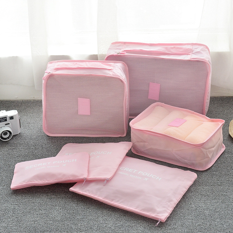 953c2f0054da US $9.72 19% OFF|6Pcs/Set Women Storage Bag For Bra Underwear Socks Secret  Pouch Travel Luggage Storage Organizer Bags Container For Shoes-in Storage  ...