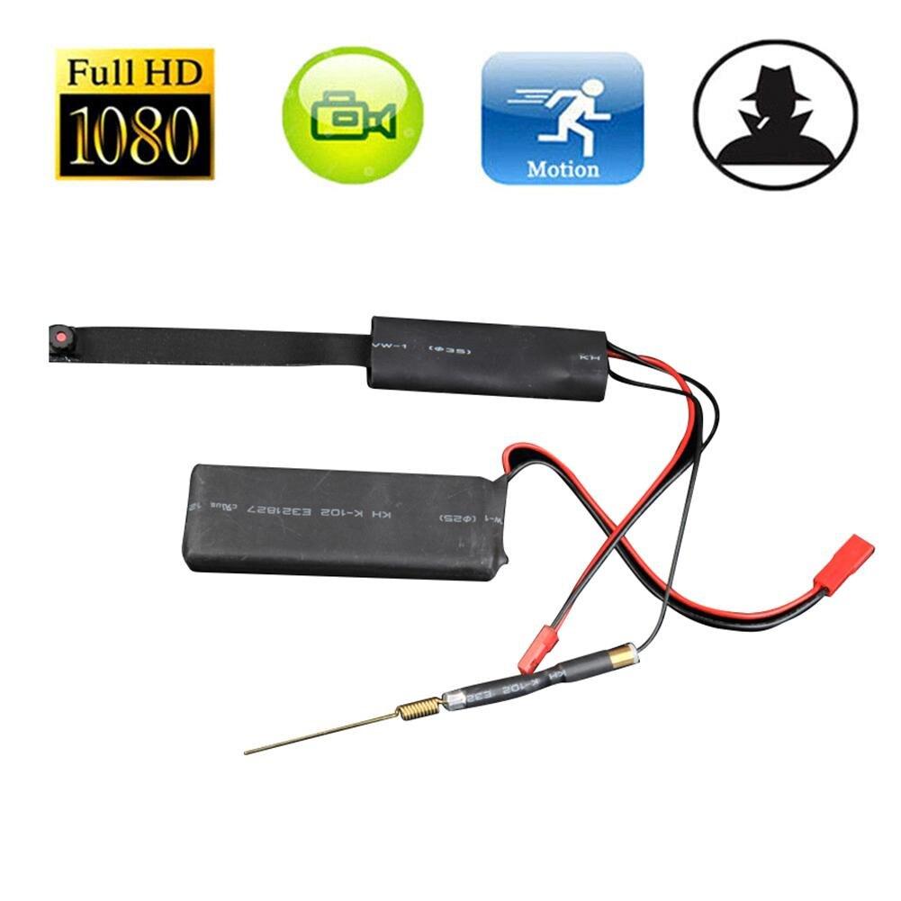 New Full HD 1080P WiFi P2P IP Wireless DVR Module Camera for Android iOS Windows Mac