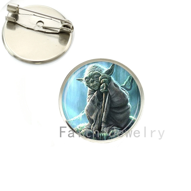 Storm Trooper Brooch Pins