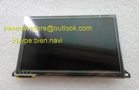 Original New 5inch LCD Display LQ050T5DW02 With Touch Panel For Car GPS Navigation LCD For FIAT