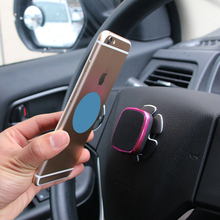 Magnetic Phone Holder Metal Plate disk iron sheet For Magnet Car Mobile Holders
