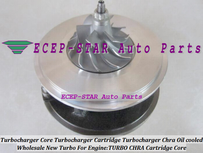 <font><b>Turbo</b></font> Cartridge CHRA GT2256V 704361-5006S 704361-0005 704361-0004 704361 Turbocharger For BMW 330D E46 X5 E53 M57D <font><b>M57</b></font> <font><b>D30</b></font> 3.0L image