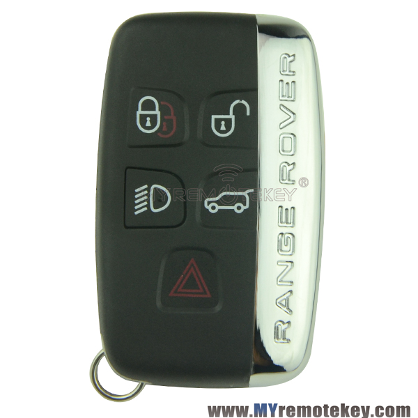 KOBJTF10A Smart Key Fob 433mhz for Landrover Range Rover Sport car key 2010 2011 2012 2013 year