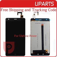 A High Quality For Ulefone Power LCD Display Touch Screen Assembly LCD Digitizer Glass Panel Replacement
