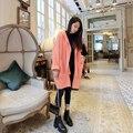 2016 winter style fashion woman vest outerwear coat cardigans sweater