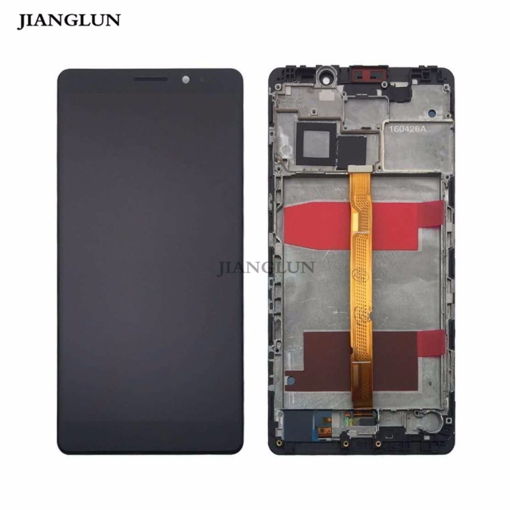 JIANGLUN For Huawei Mate 8 LCD Display Touch Screen Digitizer Assembly with FrameJIANGLUN For Huawei Mate 8 LCD Display Touch Screen Digitizer Assembly with Frame