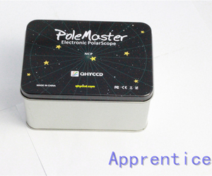 Image 4 - PoleMaster QHYอิเล็กทรอนิกส์Polarขอบเขตเสาแกนกระจก
