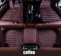 kalaisike Custom car floor mats for LEXUS All Models nx ES300 350 GX460 LS460 CT200h RC RX SC car accessorie car styling