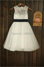 Новое Брендовое нарядное платье для причастия с поясом и бантом