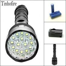 Tinhofire CX 13/14/15 T6 CREE XM-L T6 20000 Lumens 5-Mode LED Flashligh