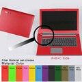 Мода Чистый Цвет Наклейки Ноутбук Водонепроницаемый Личность Скины Защитные Стикеры Наклейки Для Lenovo G480/Ri1000/V2000 Случае