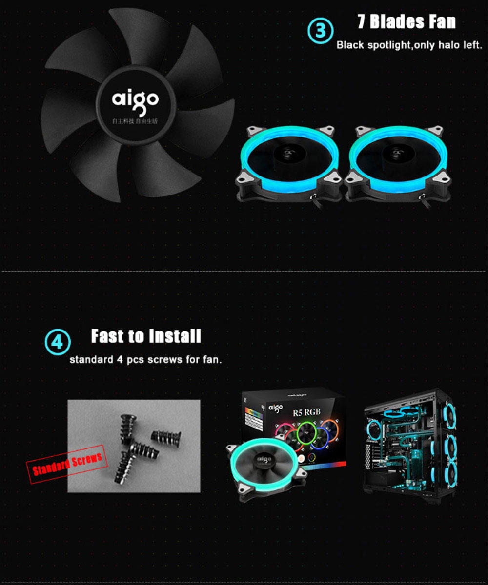 aigo pc case fan-7