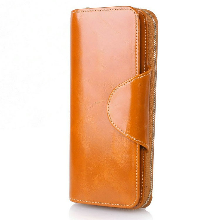 leather purses for men