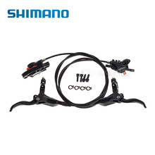 Best price SHIMANO BR-BL-M395 Cycling Bicycle Bike Hydraulic Brake Set MTB Mountain Riding Bike Calipers Left & Right Lever Bike Part Black