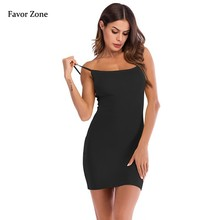 New Backless Bow-knot V-neck Sexy Dress 2019 Fashionable Summer Dress For Women Sleeveless Strap Slim Short Mini Bodycon Dresses