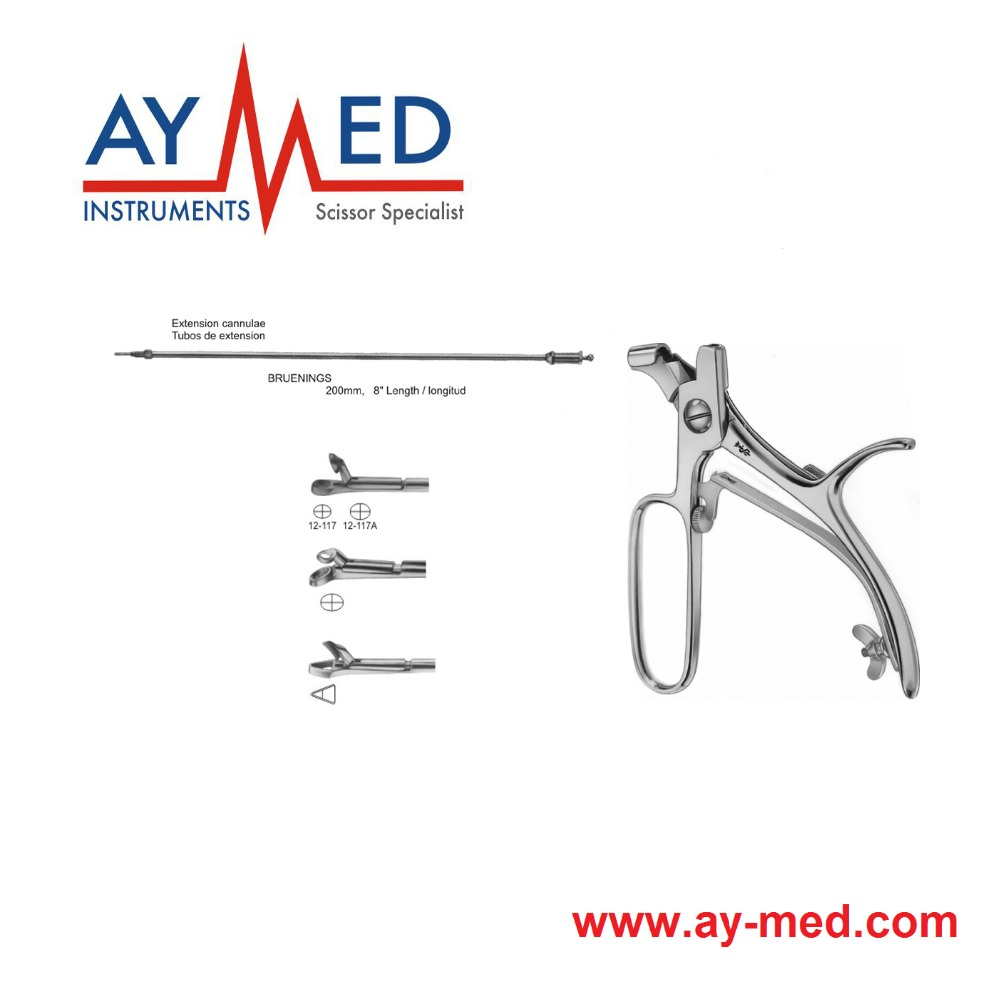 Huber bruenings krause scheinmann schumacher biopsy punch forceps - biopsy forceps surgical instruments scissors
