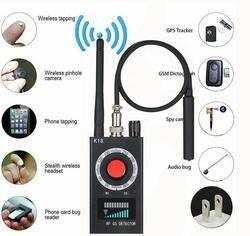 Detector de señal K18 antideslizante anti-Pérdida de escucha detector de señal inalámbrico detector de gps antiposicionamiento equipo