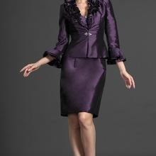 Formal Women's Dress Short Mother Of The Groom Dres