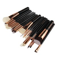 20pcs Set High Quality Makeup Brushes Beauty Cosmetics Foundation Blending Blush Make Up Brush Tool Kit