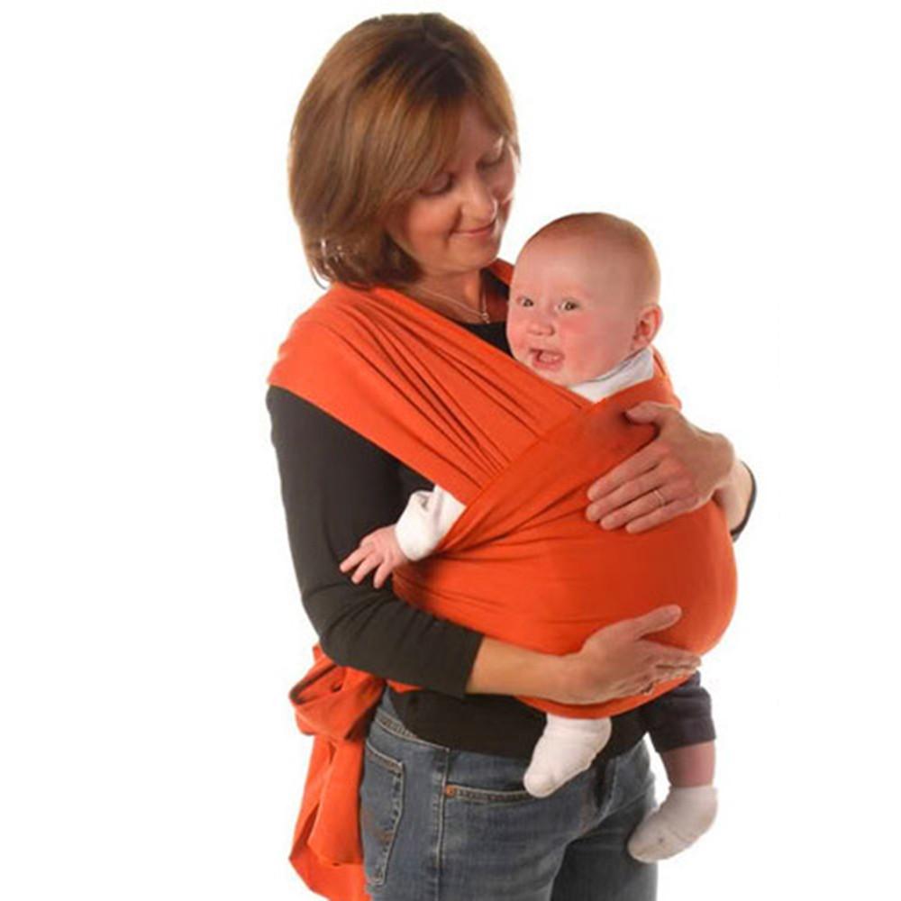Baby-Sling-Stretchy-Wrap--Newborn-Sling- 100%-Cotton-high-grade-Kangaroo-Infant-Sling--Classic-popular-Carrier -BB0021 (6)