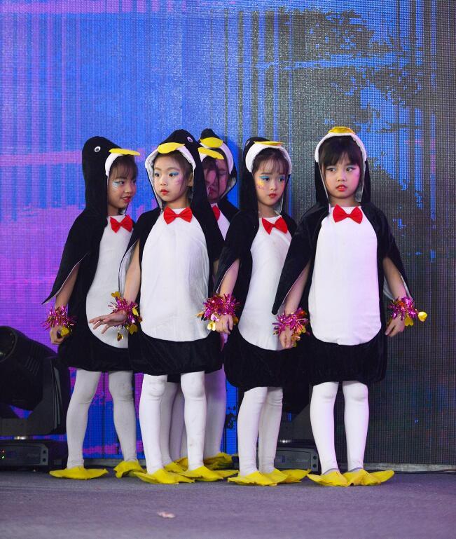 Kids Boy Girls Lion Panda Bee Costume Zoo Animal Funny Fancy Dress Unisex Outfit