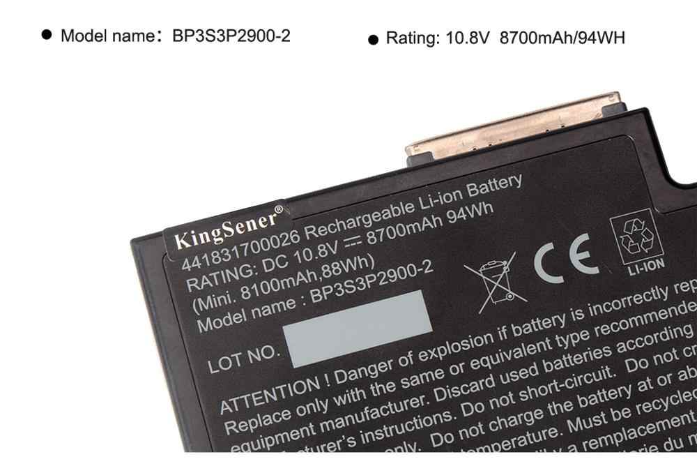 KingSener BP3S3P2900-2 мультимедиа батарея Bay для Ноутбук Lenovo B300 прочный Тетрадь 3ICR19-66-3 BP3S3P2900-P 441831700026 10,8 V 8700 mAh