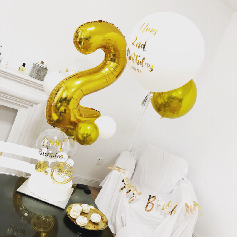 42 Inch Large Love Letter Shape Foil Party Balloons Birthday Wedding Anniversary