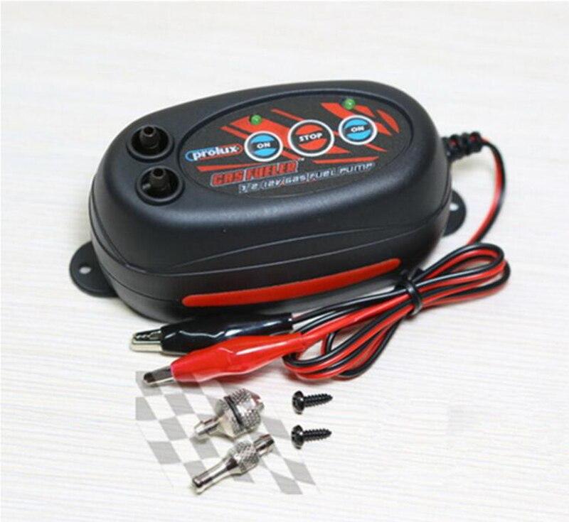 DIY Accessories 7 2 12V Electric Fuel Pump Glass Fiber and Nylon Oil Pumps w Brand