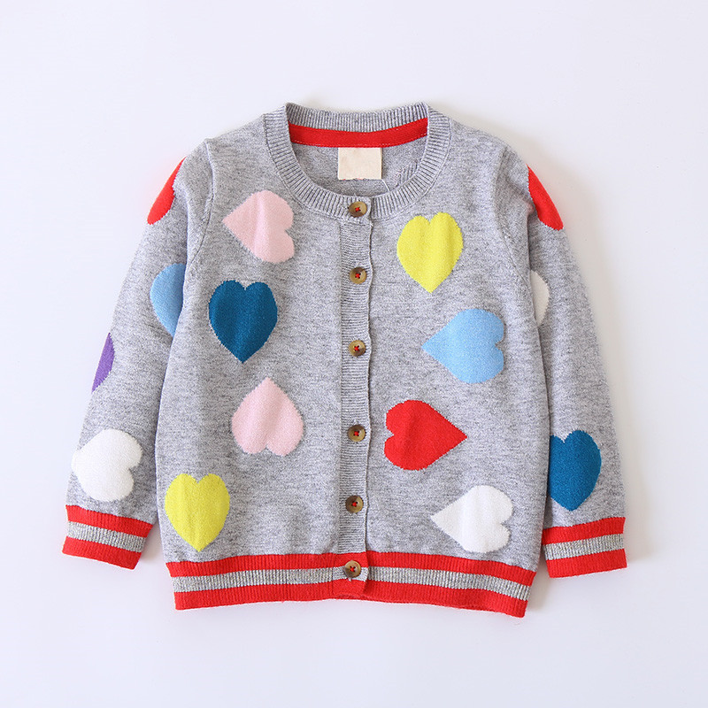 0832c706a YG32042846 Autumn Baby Sweater For Girls Cardigan For Girls Sweater ...