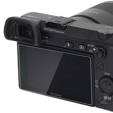 CRÉDIT D'IMPÔT pour CONTRIBUTIONS POLITIQUES 0.3mm Trempé Verre Optique HD LCD 9 H Écran Protecteur Film De Couverture Caméra pour Sony alpha NEX7 NEX 7 NEX6 NEX 5 NEX 3 3C 3N